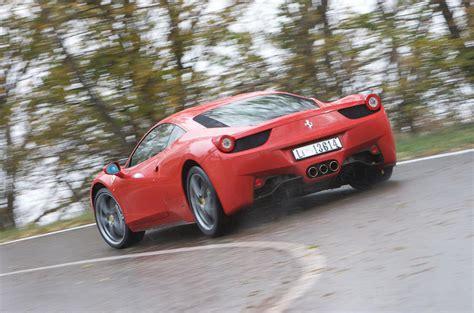 458 Italia Price by 458 Italia Prices Rise 163 25k Autocar