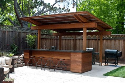 cool stuff for room outdoor bar ideas