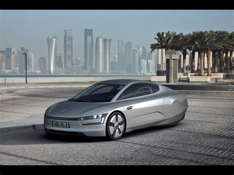 2018 Volkswagen Xl1 Concept Front And Side 3 1920x1440