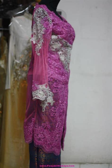 Modiste Kebaya Pink kebaya pink cantik penjahit kebaya 085890548801