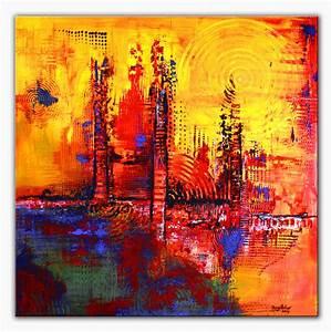 Abstrakte Bilder Acryl : bild infinity k nstler bunt underground von alex b bei kunstnet ~ Whattoseeinmadrid.com Haus und Dekorationen