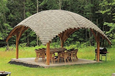 fabulous diy backyard gazebo design  decorating ideas homyfeed