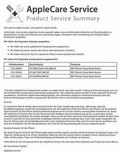 Apple Rechnung : iphone 5 austauschprogramm apple sendet die ersten ger te ~ Themetempest.com Abrechnung