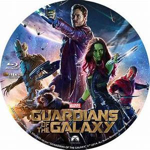 Guardians Of The Galaxy Vol2 2017 DVD Front Cover id118384 ...