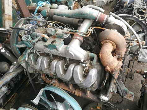 Scania 143 V8 Engine For Sale At Truck1, Id