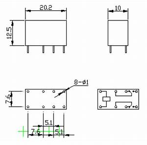 12v dpdt relay dpst relay wiring diagram odicis With dpdt relay latching
