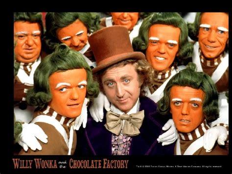 Willy Wonka Oompa Loompa