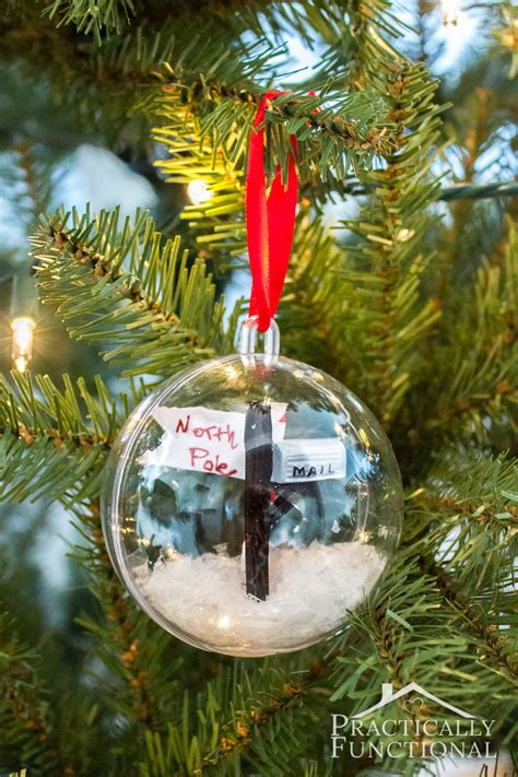 best places to get christmas ornaments diy pole ornaments practically functional