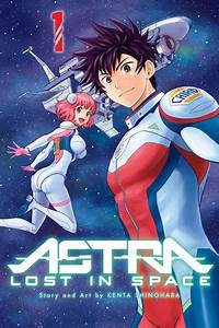 Astra Lost In Space Manga Anime Planet