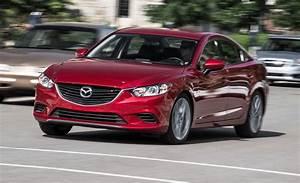 2016 Mazda 6 2 5l Manual First Drive