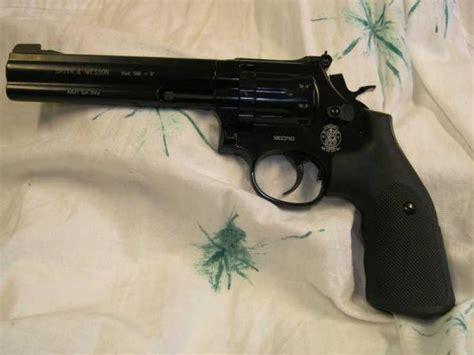 """Smith & Wesson 586 Mit 6""""lauf  Testberichte  Co2"""