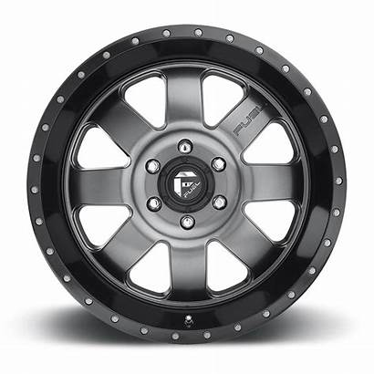 Wheels Baja Fuel Anthracite 20x9 F250 D628