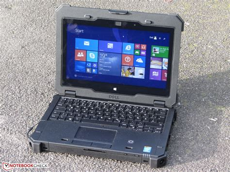 dell latitude  rugged extreme notebookchecknet external reviews
