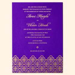 invitation sles indian wedding invitation wording for marriage