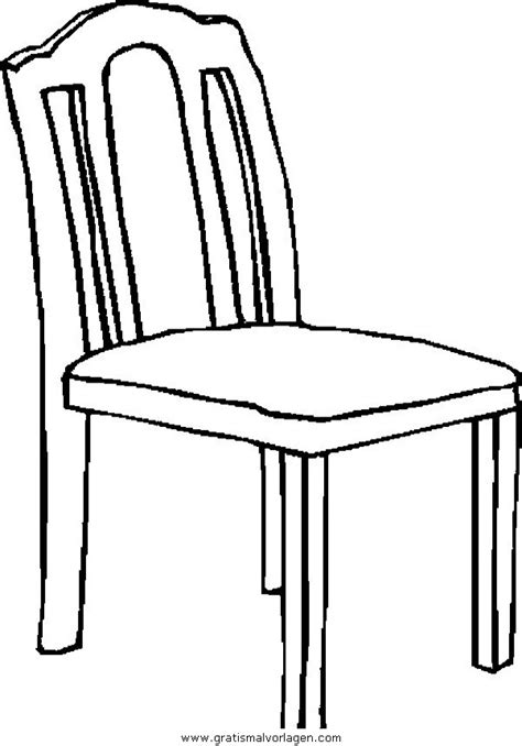 Stoel Kleurplaat by Sessel 30 Gratis Malvorlage In Diverse Malvorlagen M 246 Bel