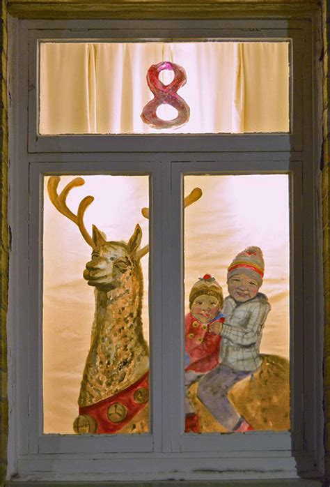 saltaire living advent calendar