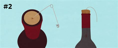 7 Hacks To Open Your Wine Without A Corkscrew