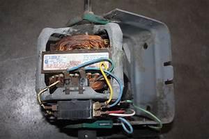 S58nxeet-4784 Maytag Dryer Motor