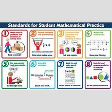 Here's A Poster Outlining The 8 Standards For Mathematical Practice  Mathematical Practice