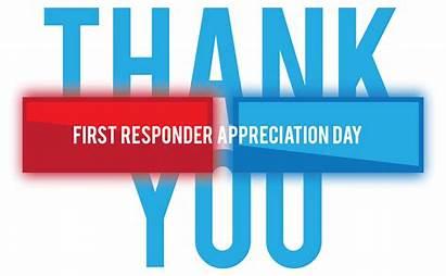 Responder Appreciation Responders Run Spirit Honor Toward