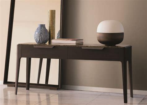 porada ziggy console table  drawers porada furniture