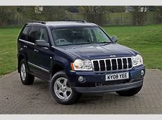 Used Jeep Grand Cherokee review Auto Express