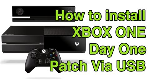 install xbox  day  patch  usb drive youtube