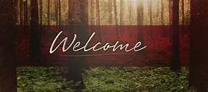 Welcome, Slide