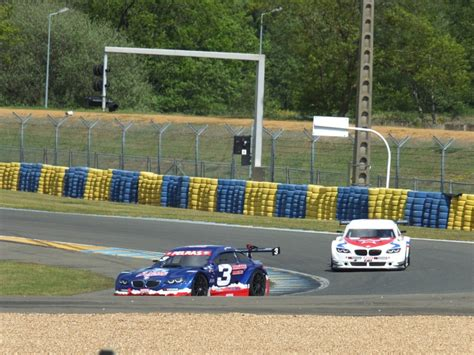 First of all, the 1.000 km race was organized there. Le Mans Circuit Bugatti 26 & 27 avril 2014
