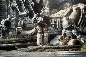 Image - Alien Space suits.jpg | Xenopedia | Fandom powered ...