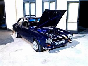 Full Restoration Of Ford Escort Mk1 1968 By Steve Spiteri