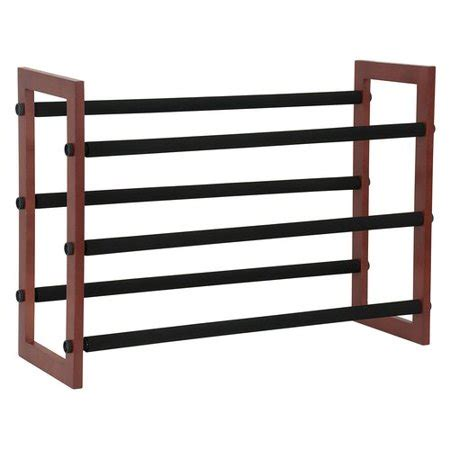 walmart shoe rack better homes and gardens 3 tier non slip shoe rack