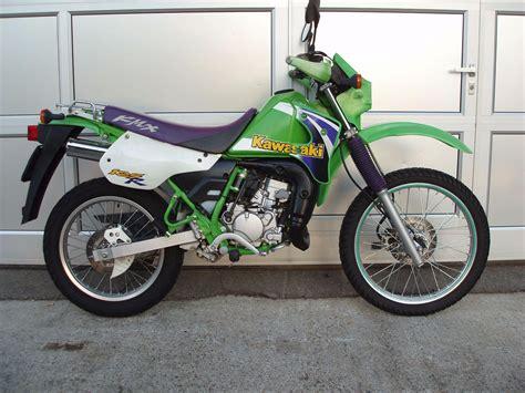 Moto Occasions Acheter Kawasaki Kmx 125 Enduro Motohuber