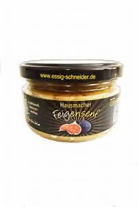 Glas Mit Schraubdeckel : feigensenf 180 ml glas mit schraubdeckel essig schneider ~ Eleganceandgraceweddings.com Haus und Dekorationen
