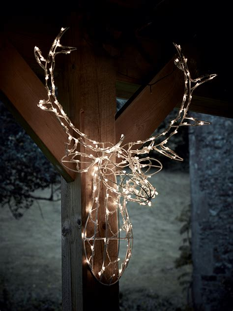 garden festive  lighting ideas