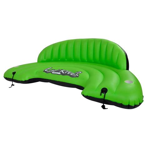 Inflatable Boats Home Depot by Blue Wave Rescue Squad Inflatable Boat With Squirter
