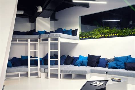 Imaginative Spaceship-Themed Office With A Touch of