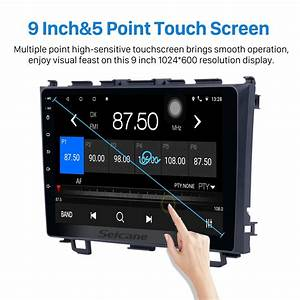 9 Inch Hd Touchscreen Radio Android 8 1 Head Unit For 2006