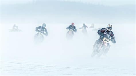 snow bike racing  wallpapers hd wallpapers id