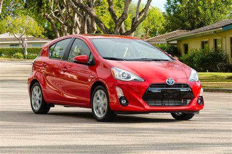 2016 Toyota Prius C Reviews And Rating