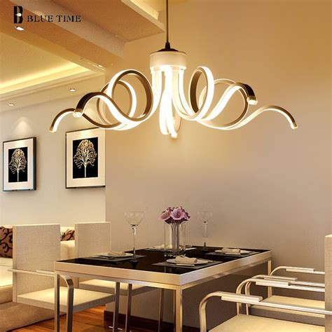 Led Lights For Room Where To Buy by Aliexpress Buy Led Modern Chandelier Lighting