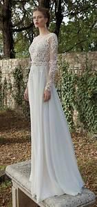 45 Chic Long Sleeve Wedding Dresses (New!) | Deer Pearl ...