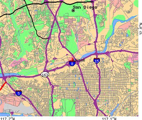 offenders san diego map 92108 zip code san diego california profile homes
