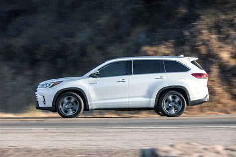 2019 Toyota Highlander Rumors Redesign Length Spirotourscom