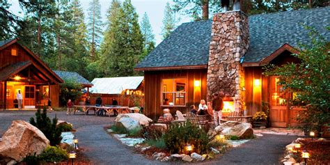 Evergreen Lodge Secluded Yosemite Cabins All Roads North