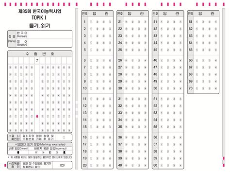 answer sheet answer sheets for the new topik format soshi
