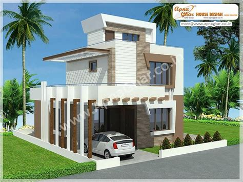 modern beautiful duplex house design home design and interior decorating ideas