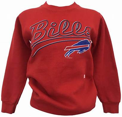 Buffalo Crewneck Sweatshirt Bill Player Graphic