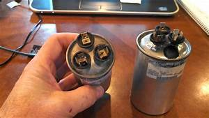 Air Conditioning Unit  Capacitor For Air Conditioning Unit