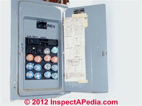 Federal Pacific Fuse Box by Commercial Grade Federal Pacific Electric Fpe Stab Lok